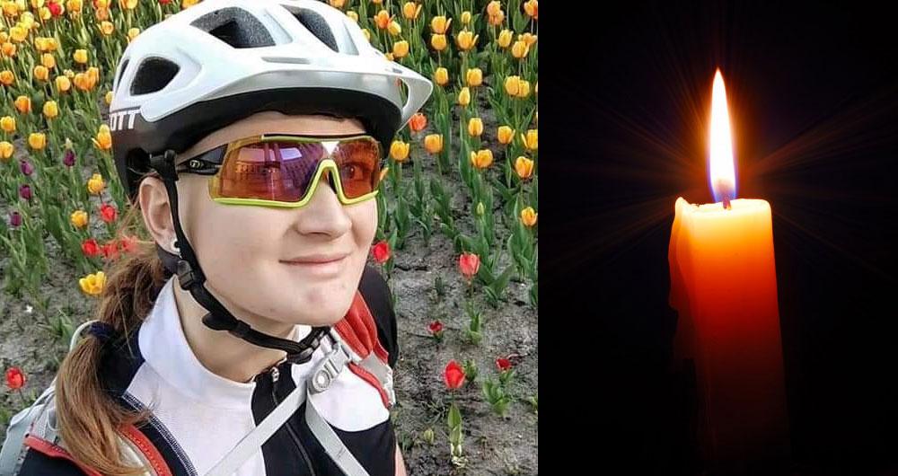 Вероніку вбили. Вона нещодавно переїхала в Зазим'я, вела велосипедний паблік.  Її просто знесла автівка.