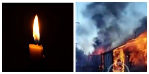 Пожежа забрала життя цілої родини, всередині будинку були четверо дітей: деталі трагедії