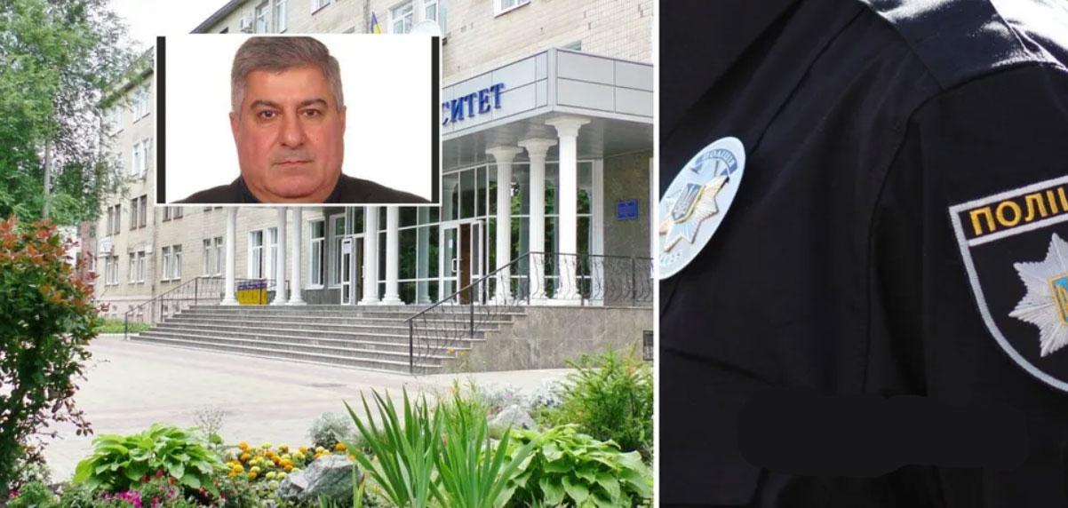 У Запоріжжі розкрили вбивство професора ЗНУ: помер під тортурами, причетний поліцейський