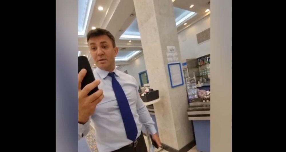 «Слуги народа» Тищенко и Куницкий подрались в столовой ВР. Видео