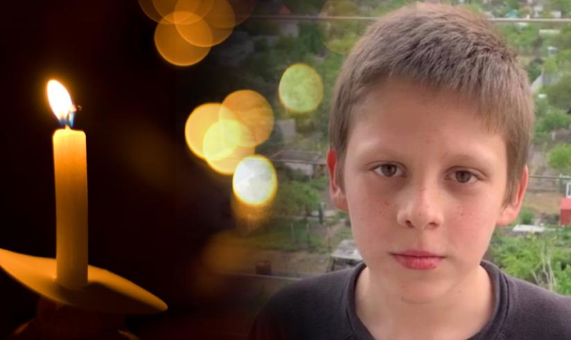 У Дніпрі помер 12-річний хлопчик, який 2 тижні перебував у лікарні з опіками 40% тіла