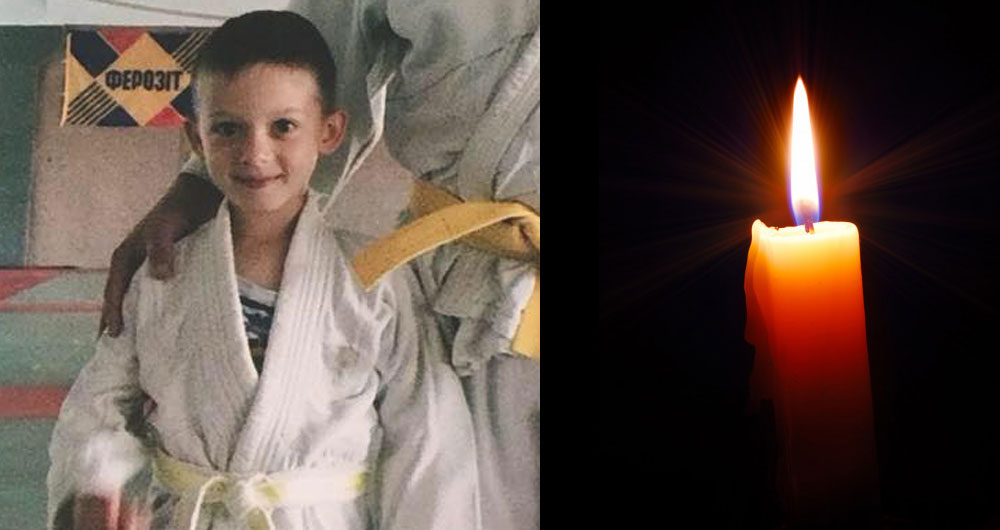 Батьком загиблого під Львовом хлопчика-водія виявився екс-інспектор ДАІ