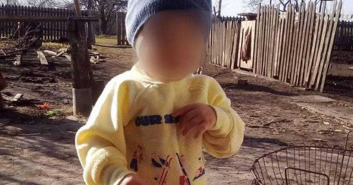 У порезанного под Кривым Рогом малыша умер мозг: отчима суд взял под стражу