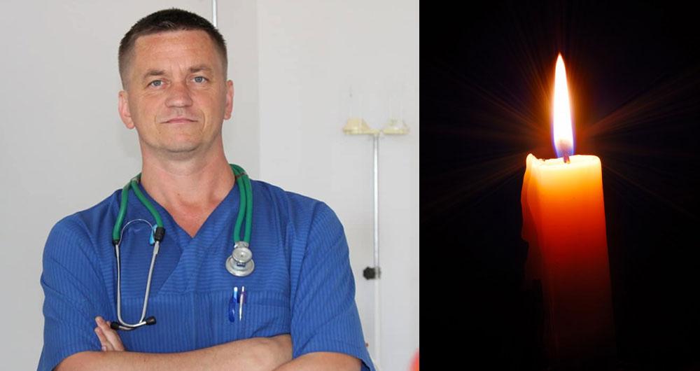 На Волині трагічно загинув відомий ікар-анестезіолог, який врятував сотні життів