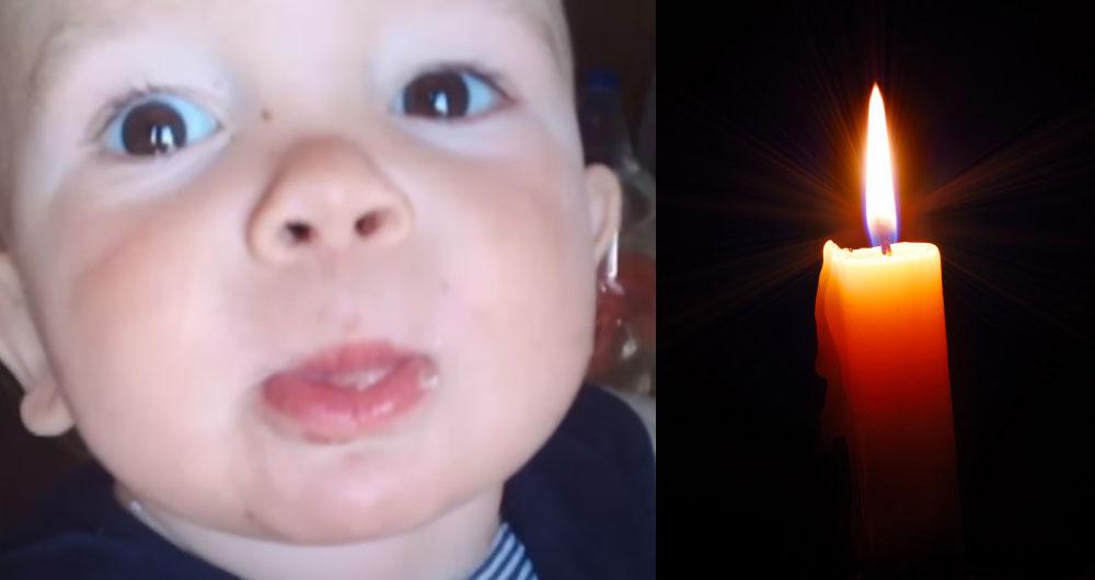 В Днепре умер малыш, которого порезал отчим. За жизнь ребенка боролись 4 дня