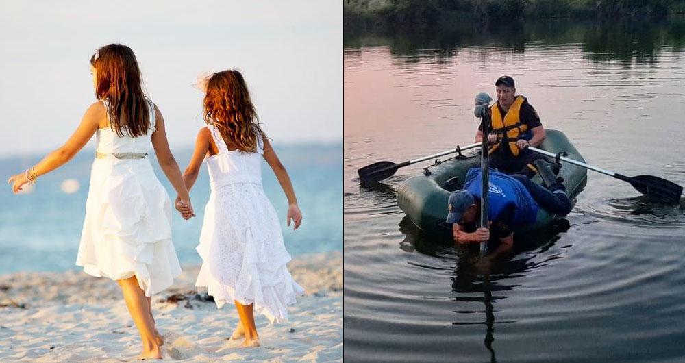 Батьки Посивіли За Хвилину: З Озера Дістали Тіла Двох Маленьких Дівчаток