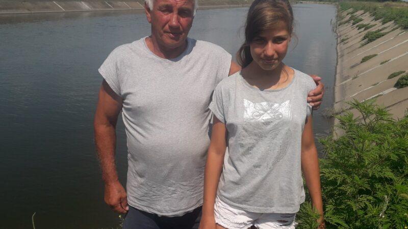 Прославимо його? На Миколаївщині чоловік врятував життя 13-річній дівчині, яка тонула
