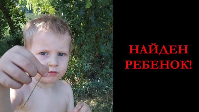 У Ворзелі біля озера знайшли дитину. Хто знає батьків дитини, повідомте!