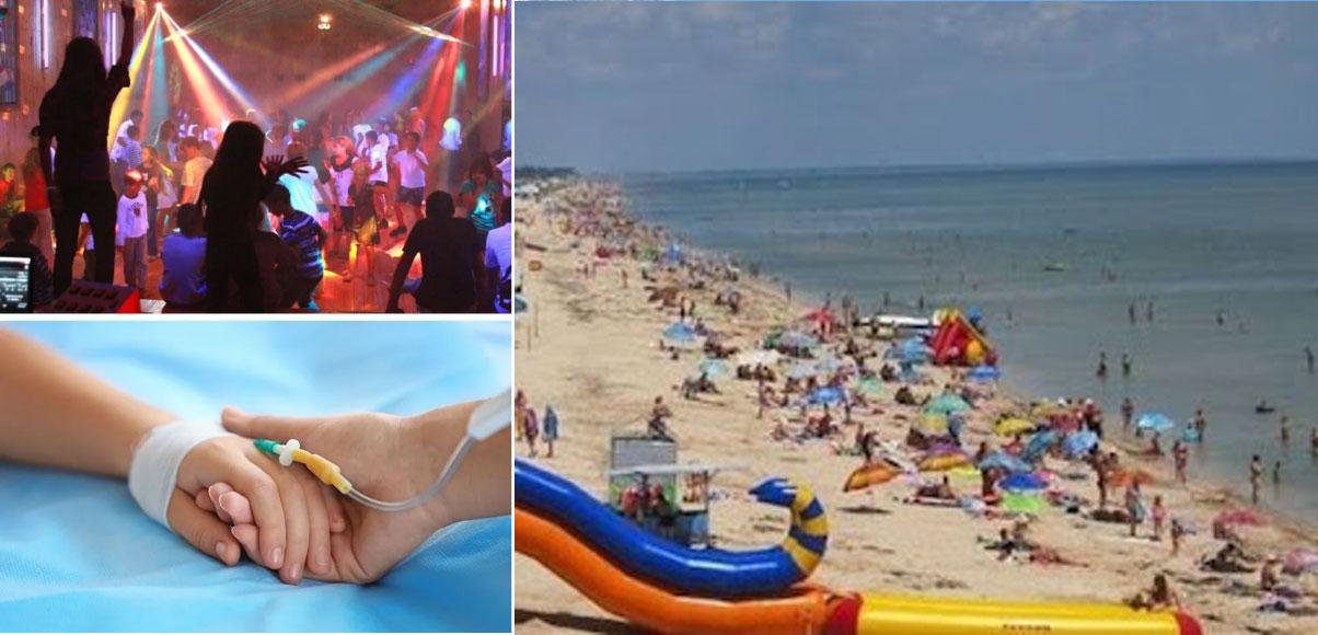 После танцев скончалась 16-летняя девушка на курорте в Херсонской области