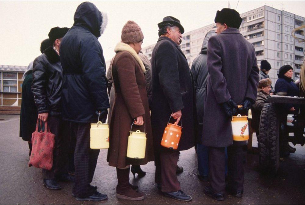 Появились правдивые фото пенсионеров в СССР: тотальная нищета и пустота в глазах