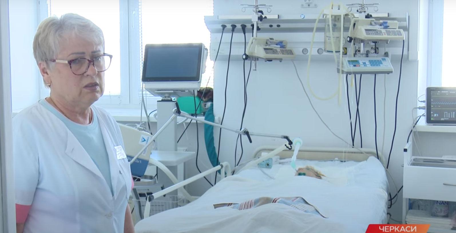 О состоянии мальчика из Черкасс рассказали врачи. Видео