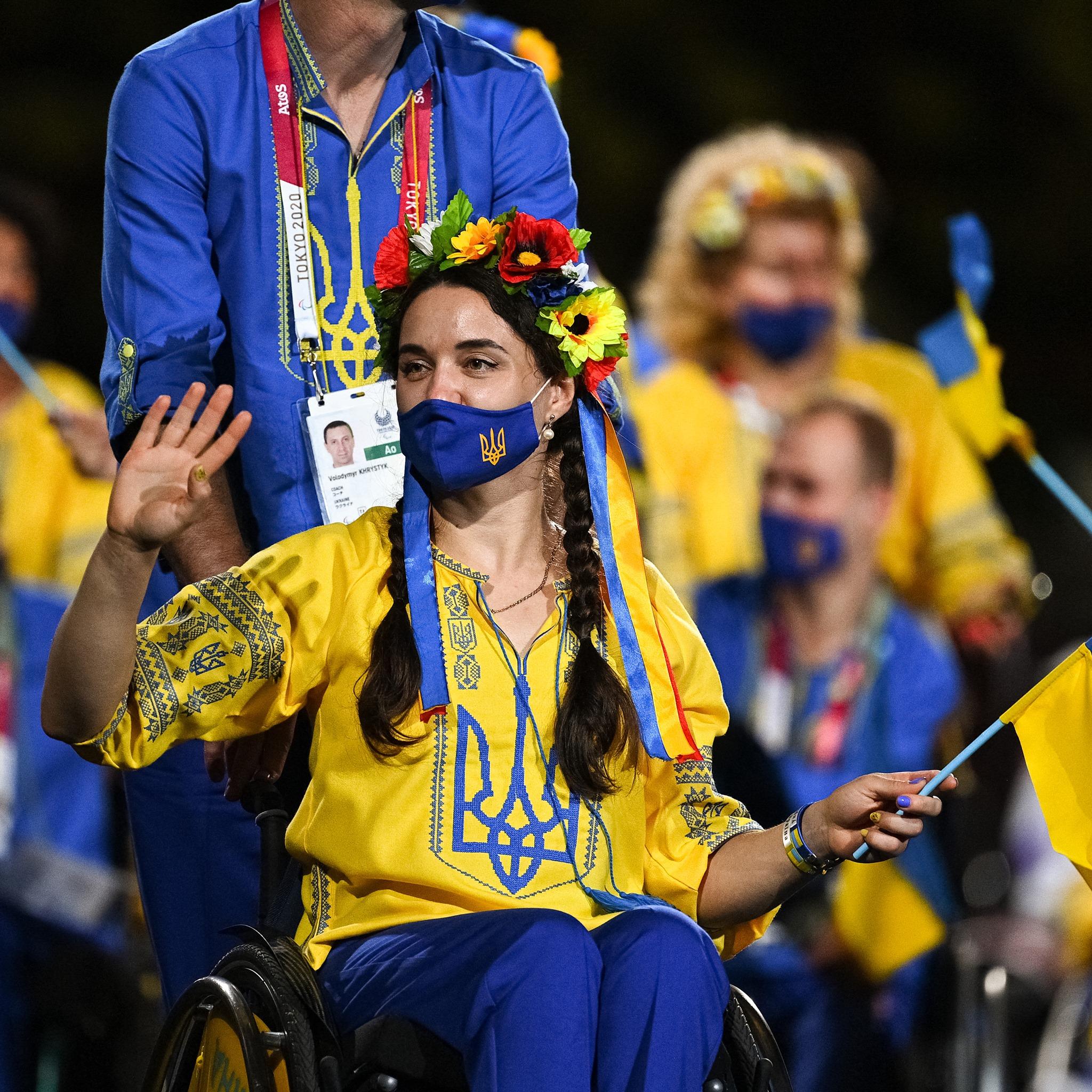 Вболіваємо та пишаємося! Україна тріумфує на Паралімпійських іграх 2020 в Токіо