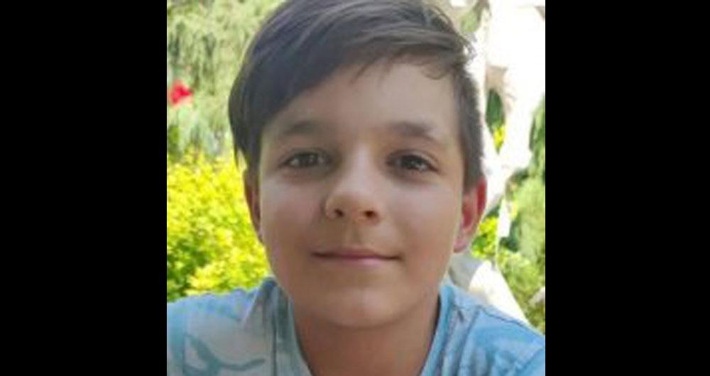 Допоможіть розшукати! У столиці зник 12-річний Кирило Ворошилов