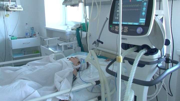Ребенок, которого пытали в Черкассах, находится в термальном состоянии