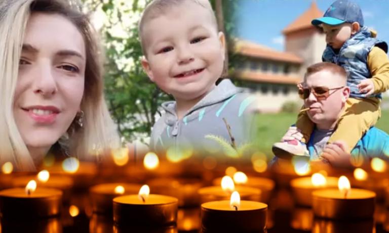 """""""Нестерпно пережити таке"""": у ДТП загинула вся сім'я разом з 2-річним Михайликом"""