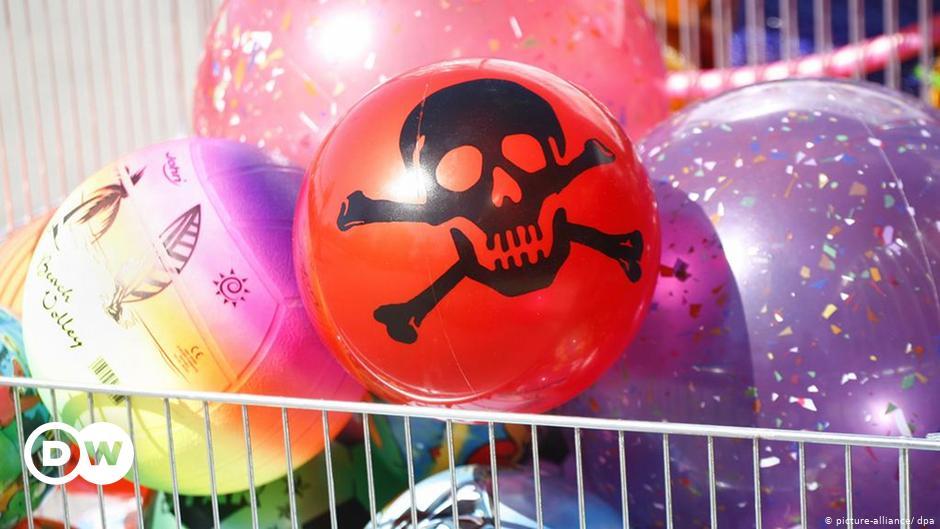Содержание свинца превышает в 164 раза: в Украине продают опасные игрушки