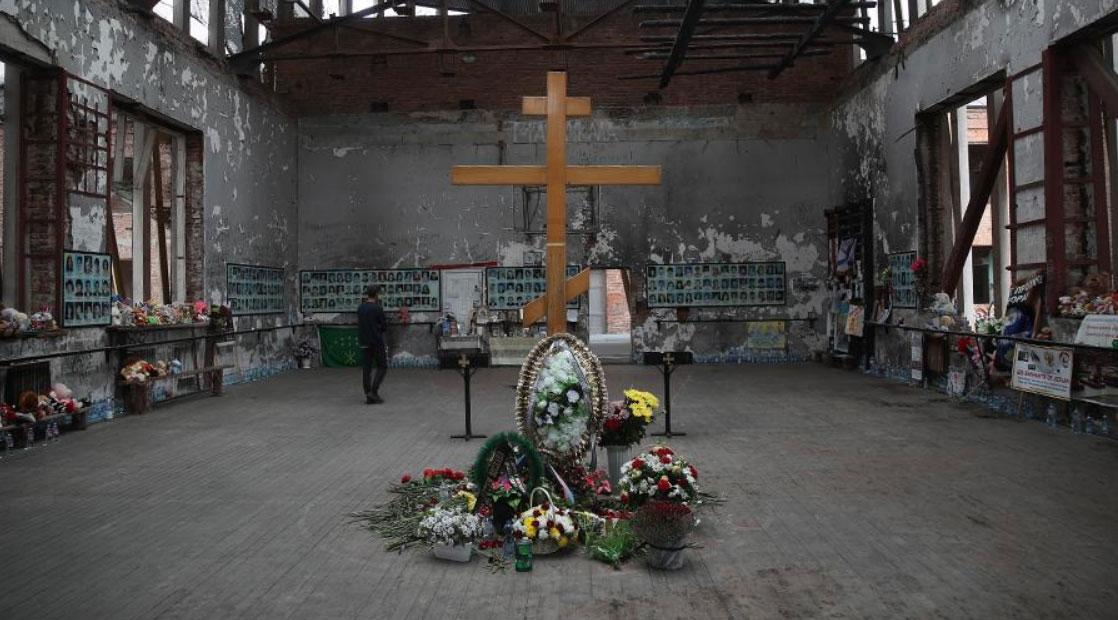 «Фейсбук удалил мой предыдущий пост про штурм в Беслане 3 сентября 2004 года» — Катерина Гордеева