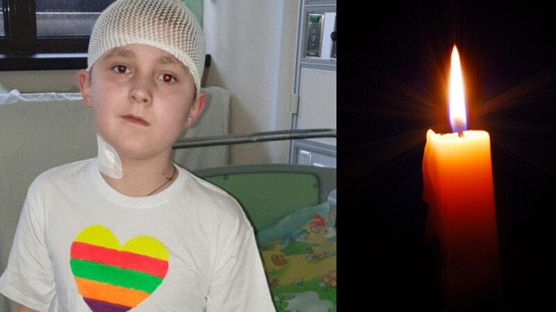 «Наш Ромчик стал англелом» Ушел из жизни Рома Головко, за исцеление которого молились тысячи украинцев