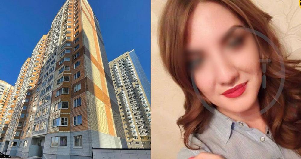Мать выбросилась из окна 19 этажа с детьми 2018 и 2021 года рождения