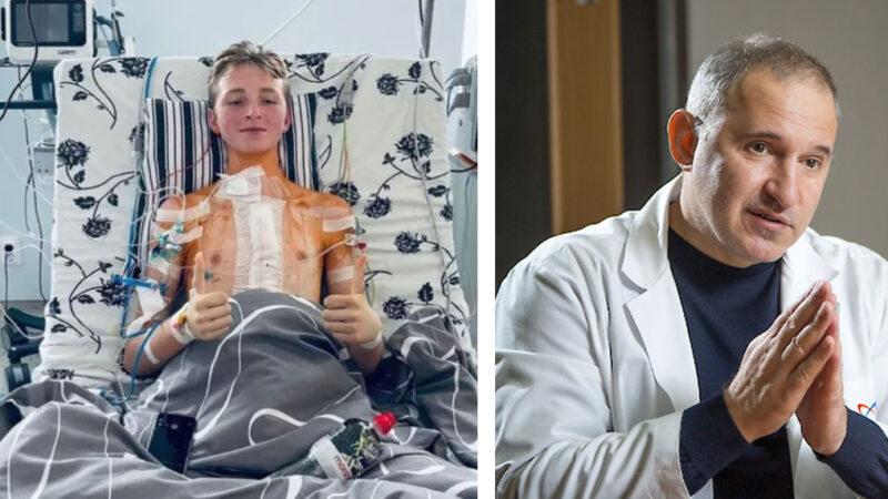 ВЕЛИКИЙ ТОДУРОВ: 13-летнего украинца с пересаженным сердцем выписали домой!
