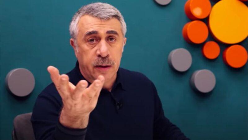 Комаровский, крик отчаяния: «РЕБЯТА! это же НАШИ люди, у нас нет других.  Покажите им правду!»