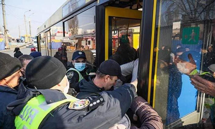 Киев на днях перейдет в красную зону карантина – Кличко
