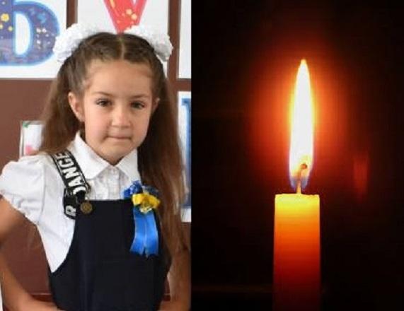 """""""Настуся була дуже світлою"""": не приходячи до тями померла 7-річна дівчинка, яка потрапила під колеса вантажівки"""